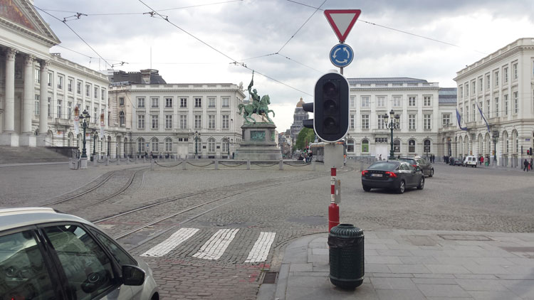Rond-point Godfroid